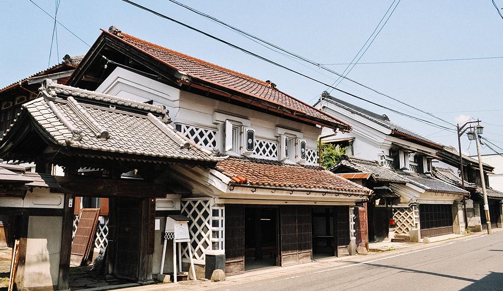 村田町で蔵の魅力散策