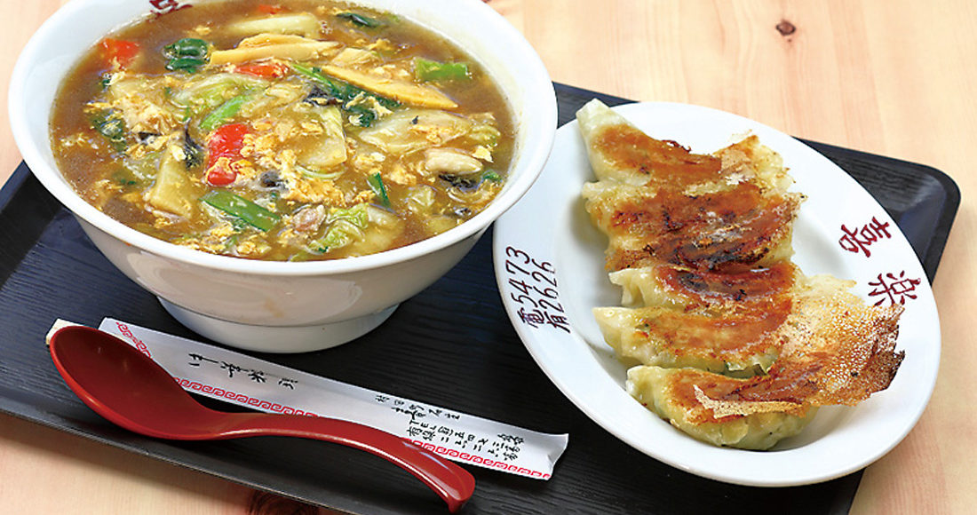 中華料理 喜楽
